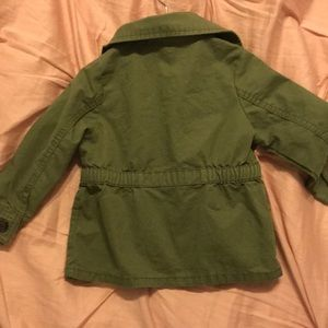 Carter's Jackets & Coats - Olive green jacket